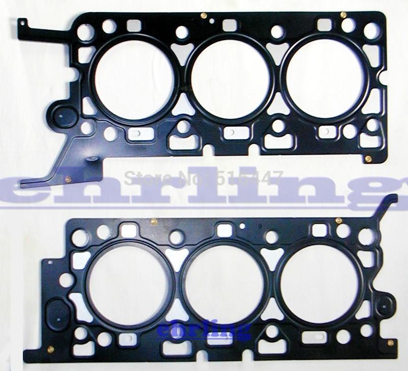 Головка блока цилиндров Ehrling LCBD DOHC 16V 025.090 1S7E 6051DC 1S7E 6051BC