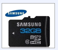 2014 new hot samsung 2gb4gb 8gb 16gb 32gb 64 GB Class 10 Micro SD TF Memory Card With Adapter Retail Package Flash SDHC Card