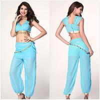 Lamp princess  jasmine Aladdin cosplay clothes cos women's costume