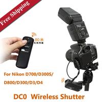 Pixel SLR Cameras Wireless Remote Control RW-221 DC0 Wireless Shutter for Camera Nikon D700 D200 D300S D3