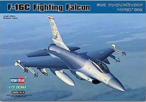 HobbyBoss 1/72 80274 F-16C Fighting Falcon Plastic Model Kit Hobby Boss Free Shipping(China (Mainland))
