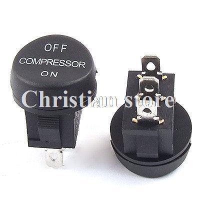 Кулисный переключатель Rocker Switches 10 x AC 6A/250 10 /125V spdt/3