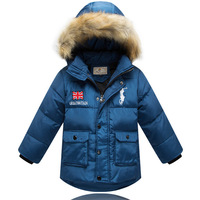 Children down jacket baby boy brand winter coat ZhongTong thickening of down jacket to keep warm   baby clothing  free shipping