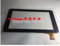 20pcs/lot free shipping original new 7'' inch tablet capacitive screens touch screen handwritten screen zhc-059d