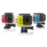 100% Original SJCAM Wifi Version SJ4000 1080P GoPro Style Extreme Sport DV Diving 30M Waterproof Helmet Action Camera/Webcam-17