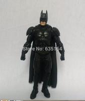 Wholesale 5pcs/pack Batman: The Dark Knight Rises Action Figure Toys Batman 17cm PVC Movie Action Figure Model Toy For Kids/Gift