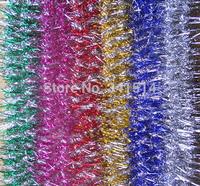 christmas  decoration ribbon for  christmas tree christmas decor gift balls garland supplier