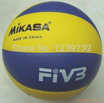 HOT SALE 60pcs MVA 200/MVA MVA200 Official ball Volleyball PVC Leather Soft Touch(China (Mainland))