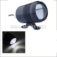 Car Motorcycle Spotlight 12v 30W CREE U3 Led Projector with Bracket Bigger Lens Car Fog lights 6500K IP68 Daytime light #C113C