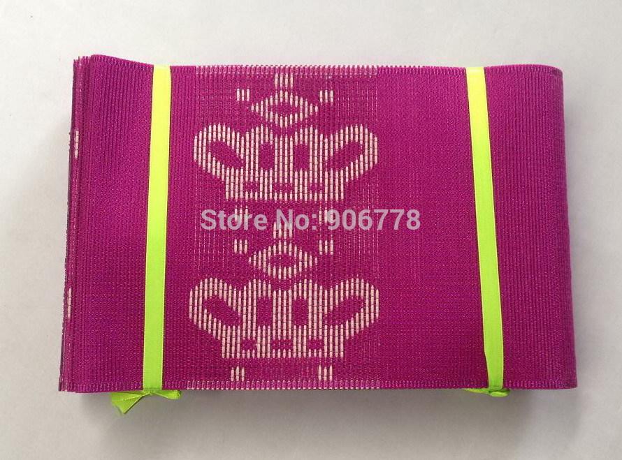 2014 Hot Pink Aso-Oke Headtie,New Crown pattern aso oke head tie,Fuschia pink headwrap and shawl,african headwrap,1pc/bag(China (Mainland))
