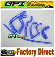GPI silicone radiator hose FOR SUZUKI SAMURAI 1986-1995 87 88 89 90 91 92 93 94 95 1994 1993 1992 1991 1990 1989 1986 1985 BLUE