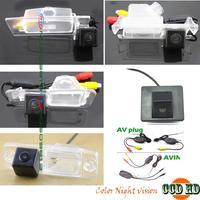 wireless car Rear view Camera for sony CCD Kia Rio K2 sedan hatchback k3 K4 k5 Optima hyundai solaris verna ceed parking assist