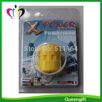 200pairs/lot Factory price!New design 2800gauss Magnetic Fuel saver car power saver,Vehicle fuel saver,gas saver-XP-1