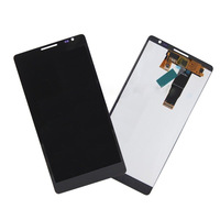 NEW Replacement Parts LCD Display Touch Screen Digitizer Assembly for Huawei Ascend mate 1 MT1-U06 black Free shipping