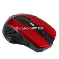 1 pcs 6 Keys USB Wireless Optical 2.4GHz Mouse Mice 1600-2000DPI Free / Drop Shipping