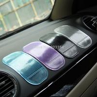 Multicolor 2Pcs Magic Sticky Pad Car Dashboard Anti Slip Non Slip Mat For Phone PDA Mp3 Mp4 Car Accessories Anti Slip Mat
