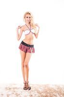 2014 New cosplay costumes for Halloween mini dress up clothes sexy underwear costumes Europe students os 307