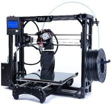 NEW! Lulzbot Taz 4 3D Printer ABS Plastic Parts KIT Including All Printed Plastic Parts for Lulzbot Taz 4 Printer Free Shipping