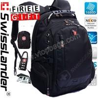 SwissLander,Swiss Lander,15.6'' laptop backpack,notebook back pack,computer backpacks,netbook pack for notebook for 15.6 inches