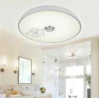 Led ceiling lamps balcony dining room study lighting modern minimalist kitchen lamp round iron - 9161