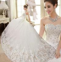 Free Shipping New Arrival Bridal Wedding Dress,Wedding Gown BW0239