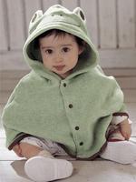 Children Accessories brand Newborn Baby Flannel Receiving Blanket  Animal Bathrobe Bath Towel for Baby & Kids Retail Wholesale