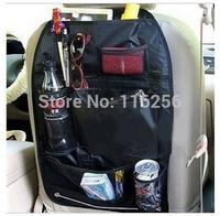 HOT  Fashion Car multi Pocket Storage Organizer Arrangement Bag of Back seat of chair Free shipping ZF094