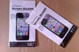 for Lenovo A536 mobile phone film Liquid crystal film Screen protection film(China (Mainland))