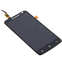 Original Assembly LCD Display + Touch Screen Digitizer For Lenovo S820 Free Shipping