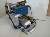 NEW  1800W  / Geo-membrane /Geomembrane overlap wedge welder machine/ good quality