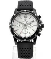 Women Watches Hot Sale Analog 2014 New Orkina Japan Movement Quartz Watch Men Wear-resistant Rubber Strap Watches Fashion Mirror