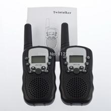 Free shipping BELLSOUTH T388 wireless video 2 Way UHF Auto Multi Channels Walkie Talkie interphone