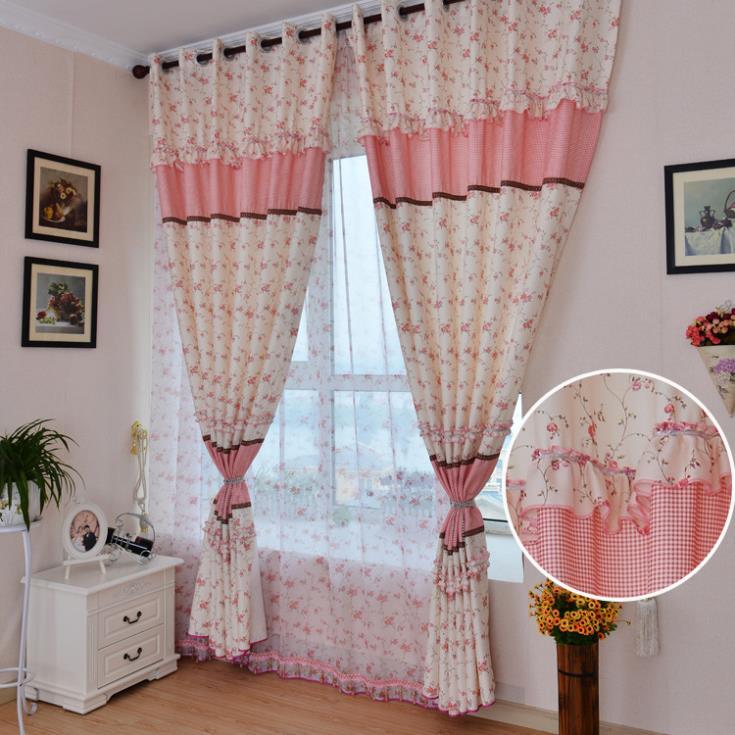 Tende per stanza bambini tenda a vetro per cameretta with - Coprirete vestiletto ikea ...
