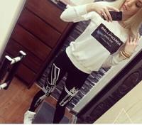 Minigum shop New 2014 women fashion green love couture 2pcs sport tracksuit sportwear hoody Sweatshirt suit 0023