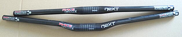 Specials Raceface Next SL Full Carbon Fiber MTB Mountain Bicycle Bend Riser Handlebar Straight Flat Handlebar