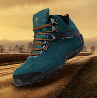 New Arrival High Quality Fashion Hiking Boots Winter Outdoor Waterproof Sport Shoes Thermal Plush Cushioning Function