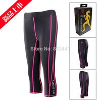 fashion women 3/4 jogging pants for woman jogging