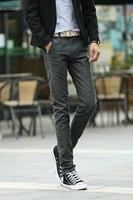 free Shipping! 2014 New Mens pants Casual Mens leisure Trousers pantalones hombre Cotton  Pants