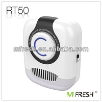 2pcs Mfresh Air Purifier RT50 Portable Ozone Air Purifier with Plug In for home use, pet room use, cabinite use