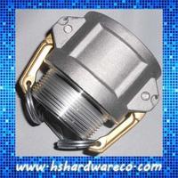 Aluminum camlock coupling(quick release camlock coupling ) Part B