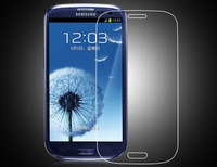 2.5D Tempered Glass Screen Protector for Samsung Galaxy S3 I9300 (Transparent)