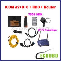 Free DHL!! 2014.8 New Software for BMW ICOM A2+B+C Diagnostic & Programming Tool with Wifi ICOM A2+B+C Diagnostic