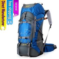 2014 Fashion Waterproof 70L Men hiking Bags women Backpack Sport duffle Bag unisex Gym Bag Camping bag Free shipping