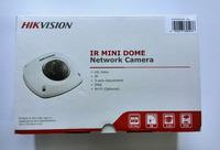 Original English Version Hikvision DS-2CD2532F-IWS w/Audio 3MP 1080P Mini Dome WiFi Network IP Camera wireless POE CCTV Security