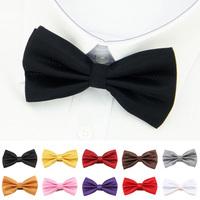 Fashion Men Commerce Tie Formal Concealed Lattice Multicolor Bowknot Bow Neckties Drop Shipping Tie-021\br
