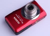 New HD 15MP Digital Camera 2.7'' TFT LCD 5.0 MP CMOS 4X Digital Zoom 3X Optical Zoom camcorder DC-1500