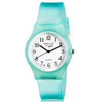 Willis for Mini Student's Kid's Candy Color Analog Quartz Wrist Watch