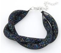 NEW 2014 Designer Jewelry Simple preparation of temperament shining Bracelet and Bangles Costume Jewelry!#ftaxsp_013080627