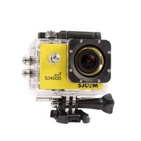 16GB TF 3 Style Original WiFi Version SJCAM SJ4000 WiFi 1080P Full HD Extreme Sport DV Action Camera Diving 30M Waterproof