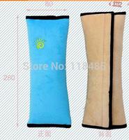Seat Belt Shoulder Pad Car Shoulder Neck Strap Pillow Car Safety Seat Belt Cushion Harness Comfortable Pad